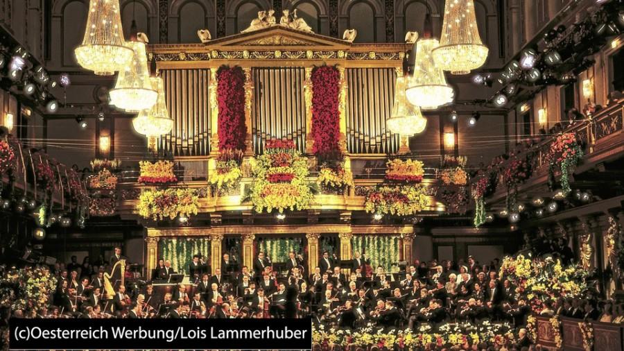Aplauze LIVE pentru Concertul de Anul Nou al Filarmonicii din Viena. Află cum te poți înscrie