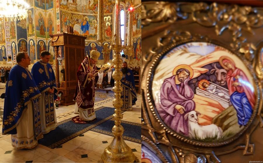 Să așteptăm Crăciunul, să-L așteptăm pe Domnul Hristos în viața și familia noastră, pentru că El dă sens existenței noastre – PS Emilian Crișanul, în Duminica dinaintea Nașterii Domnului