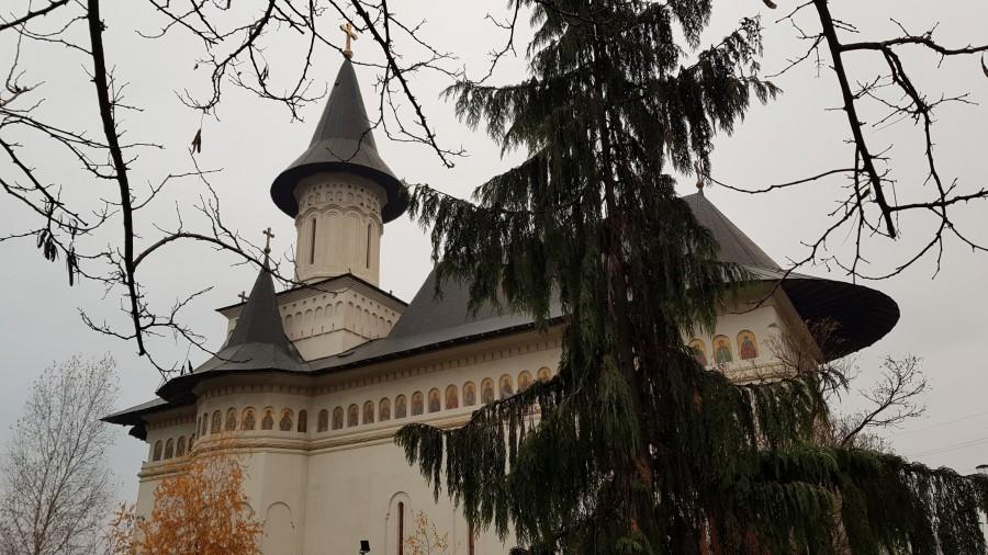 ÎN IMAGINI – Liturghia Arhierească la Mănăstirea Gai, în Duminica dinaintea Nașterii Domnului