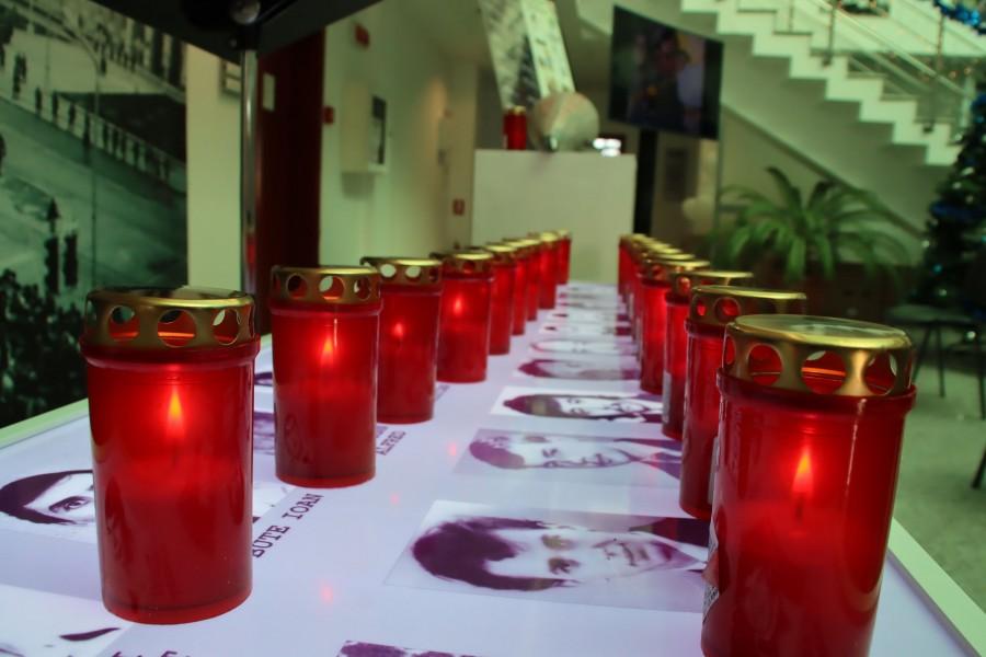Eroii Revoluției din 1989, comemorați la Arad