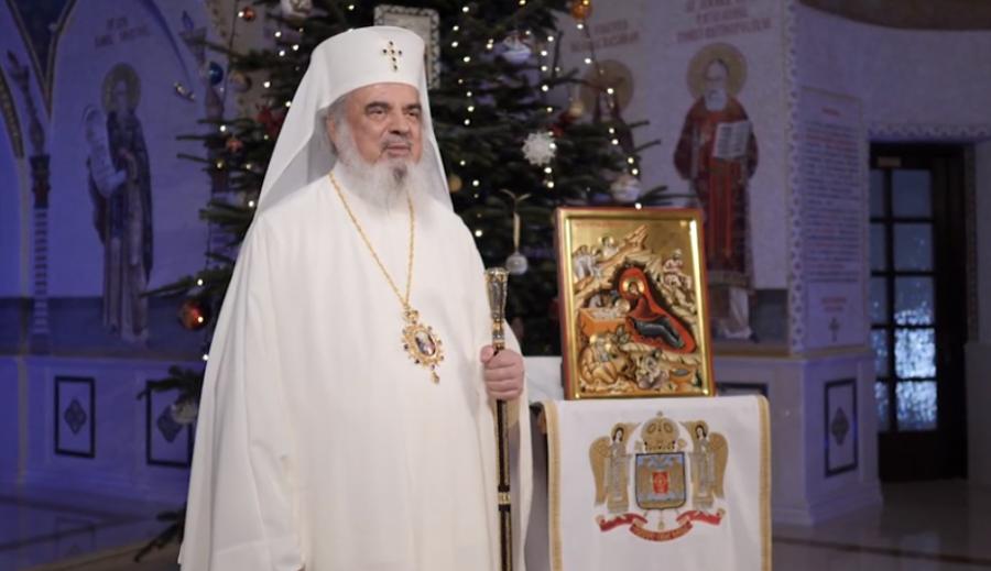 Părinteşti binecuvântări, doriri de sănătate şi mântuire, pace şi bucurie - Mesajul Patriarhului Daniel cu ocazia Anului Nou 2021