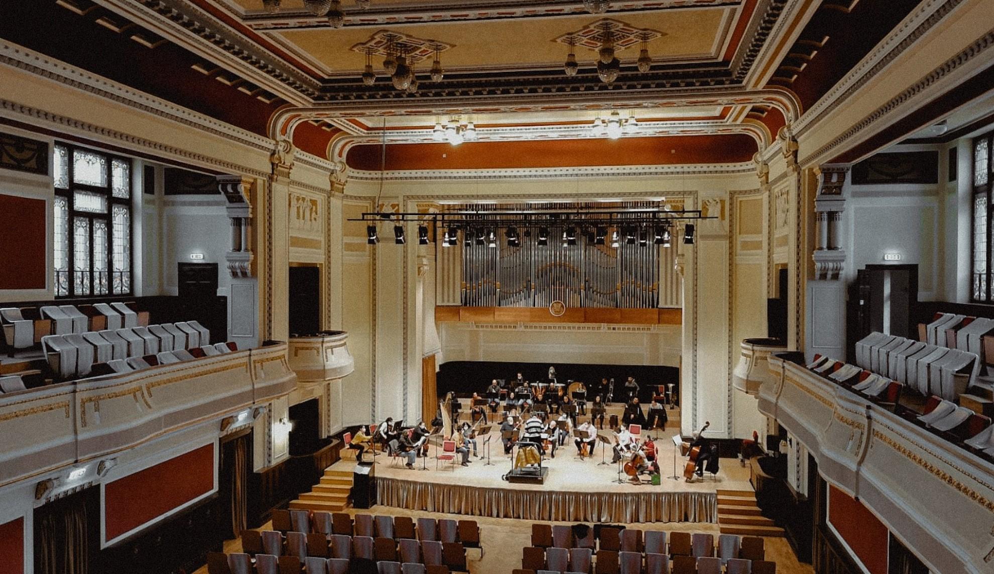 Filarmonica Arad reia concertele cu public, începând din 7 ianuarie