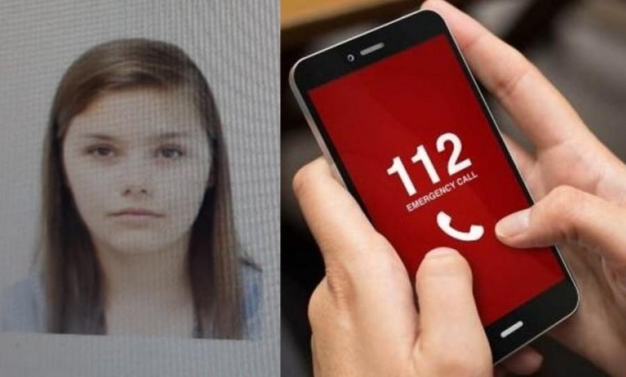 Minoră dispărută de la o casă de tip familial din Pâncota. Dacă o vedeți, sunați la 112!