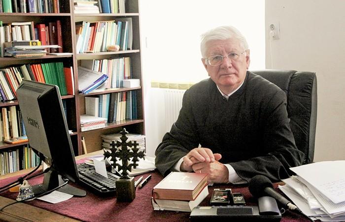 Părintele Profesor Mircea Păcurariu a trecut la cele veșnice, la vârsta de 89 de ani