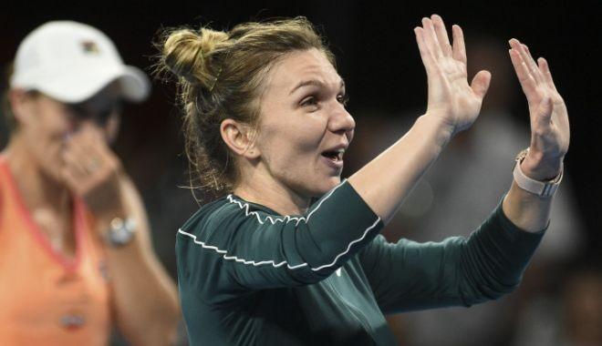 Simona Halep, calificată în sferturi la Gippsland Trophy (WTA)
