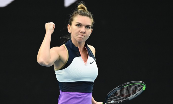 Simona Halep s-a calificat în al treilea tur Australian Open