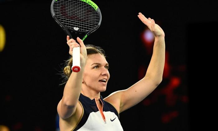Simona Halep s-a calificat în sferturile de finală la Australian Open!