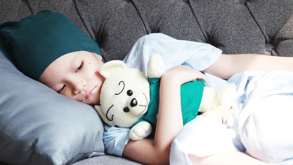 Astăzi este Ziua internaţională a copilului bolnav de cancer