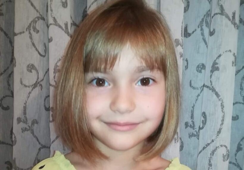 O cheamă Lucia, are aproape 9 ani și a terminat în 5 minute subiectele la Olimpiada digitală de Matematică