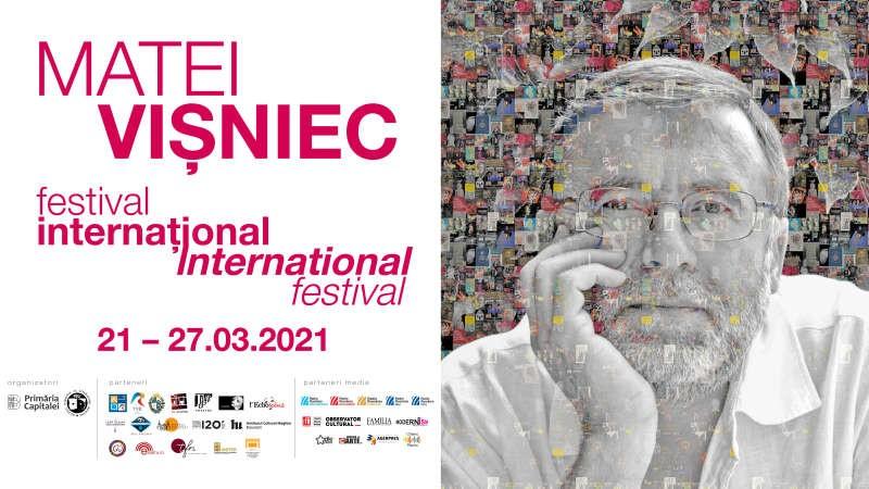 Prima ediţie a Festivalului Internaţional ''Matei Vişniec'' - online începe de Ziua Internaţională a Poeziei