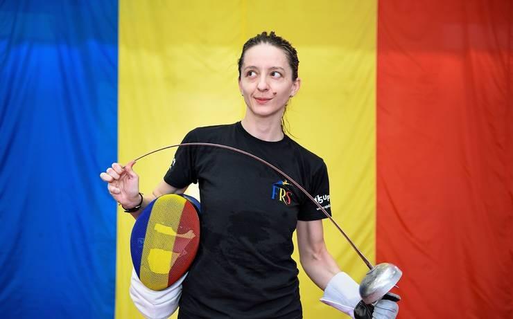 Ana Maria Popescu s-a calificat la Jocurile Olimpice pentru a cincea oară!
