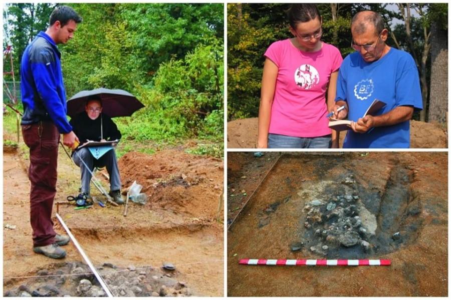 """Proiect de cercetare arheologică  la situl """"Cetățuie"""" din Săvârșin"""