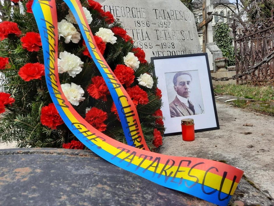 Gheorghe Tătărescu, comemorat la 64 de ani de la moarte