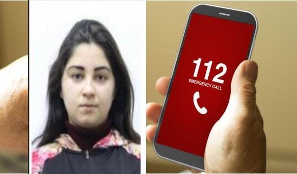 Minoră de 15 ani, dispărută din Sântana. Dacă o vedeți, sunați la 112!