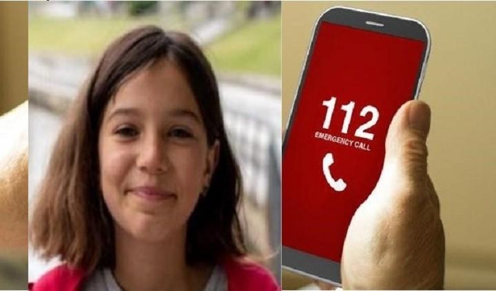 O fetiță de 9 ani a dispărut din Vlaicu! Dacă o vedeți, sunați la 112!