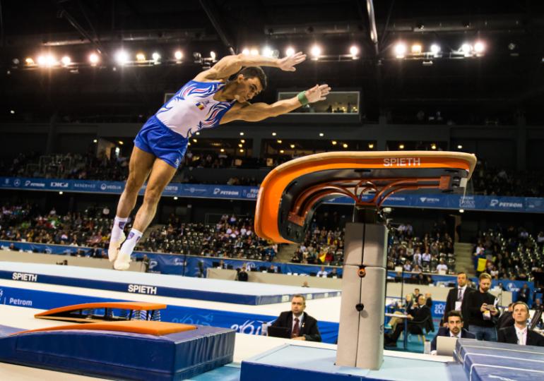 România, reprezentată de şase sportivi la Campionatele Europene de gimnastică artistică de la Basel