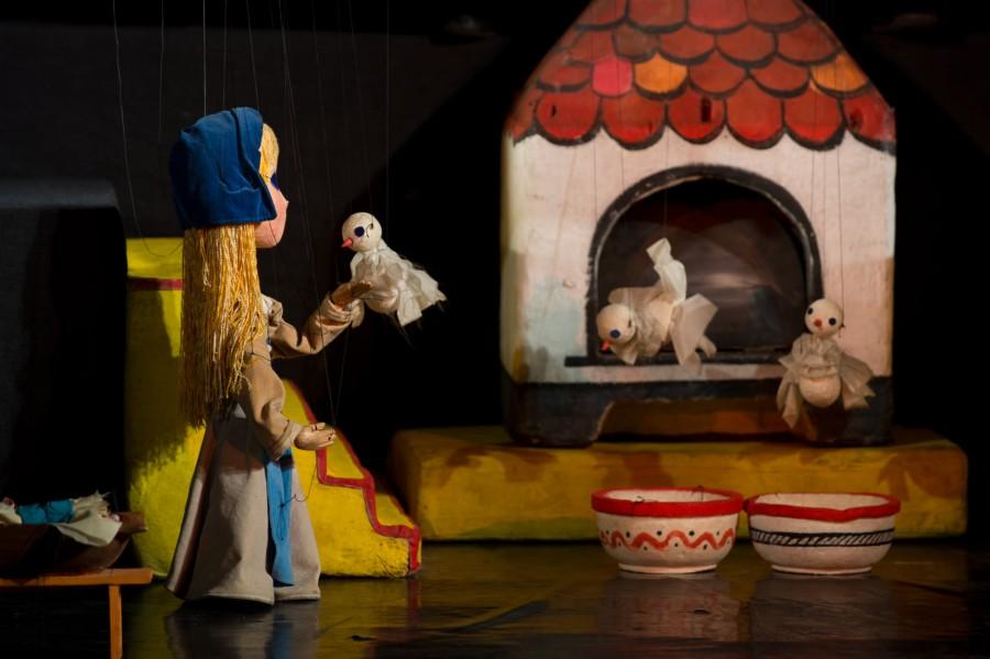 O nouă duminică, o nouă poveste online de la Teatrul de Marionete