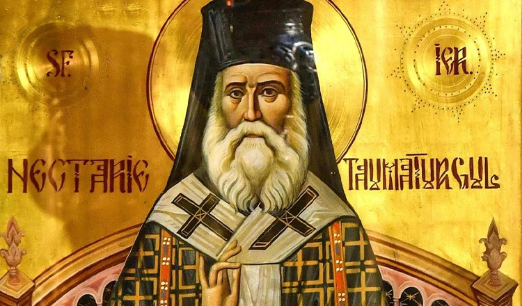 Sfântul Nectarie de la Eghina, 60 de ani de la canonizare