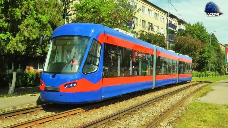 Încă un tramvai Imperio a ajuns la Oradea