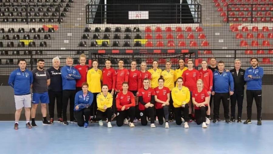 România s-a calificat la Campionatul Mondial de handbal feminin!