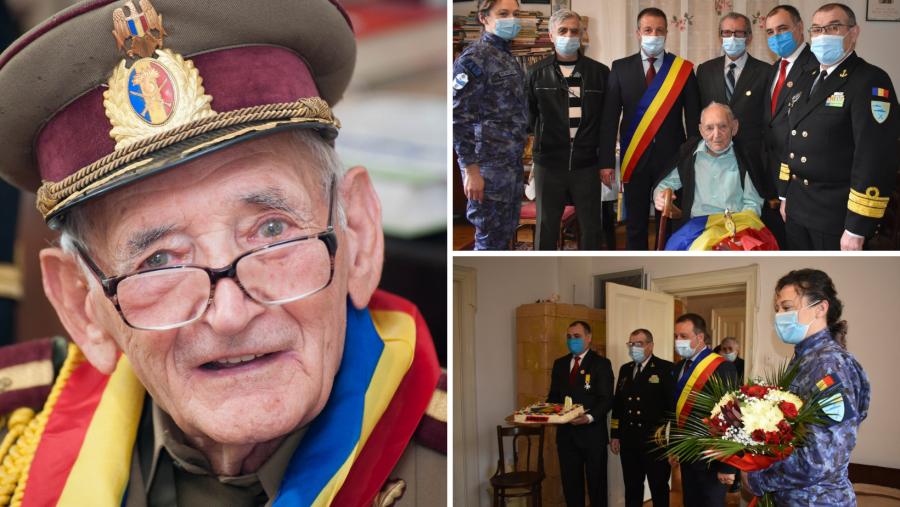 100 de ani de viață, 100 de povești, 100 de ani de istorie, un singur OM: Ioan Romaniuc