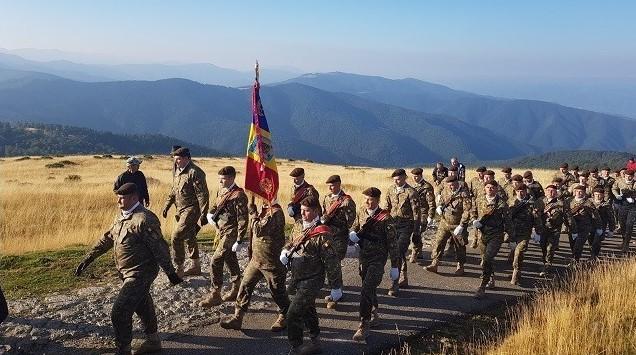23 aprilie - Ziua Forțelor Terestre