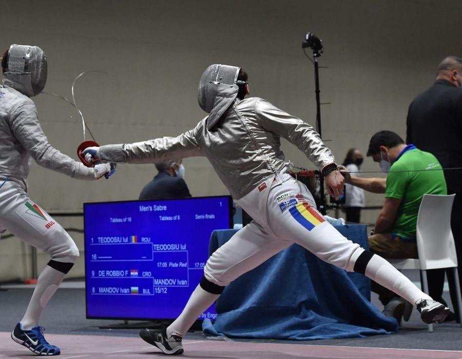 Iulian Teodosiu s-a calificat la Jocurile Olimpice de la Tokyo!