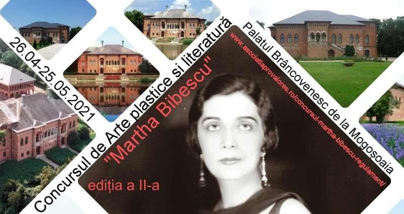 Încep înscrierile pentru a doua ediție a Concursului internaţional de arte plastice şi literatură 'Martha Bibescu'