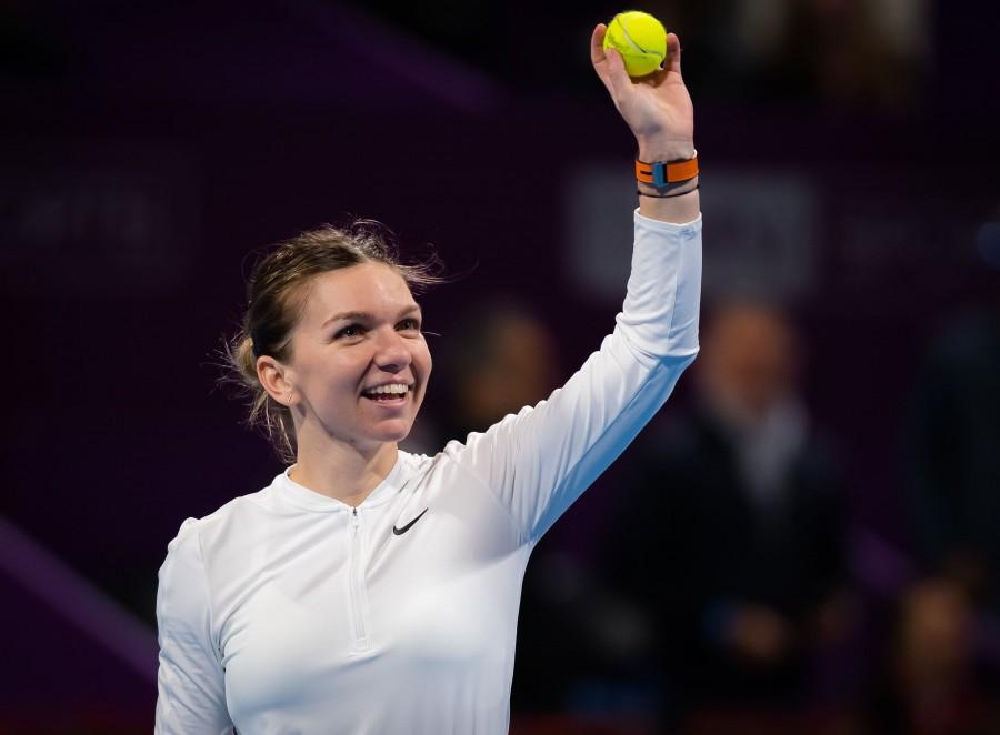 Simona Halep s-a calificat în turul al doilea la Madrid (WTA)