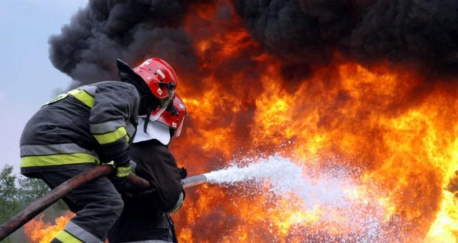 Astăzi este Ziua internaţională a pompierilor