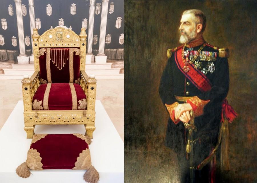 MNAR deschide Sala Tronului și prezintă publicului tronul Regelui Carol I al României, pentru prima dată după mai bine de 70 de ani