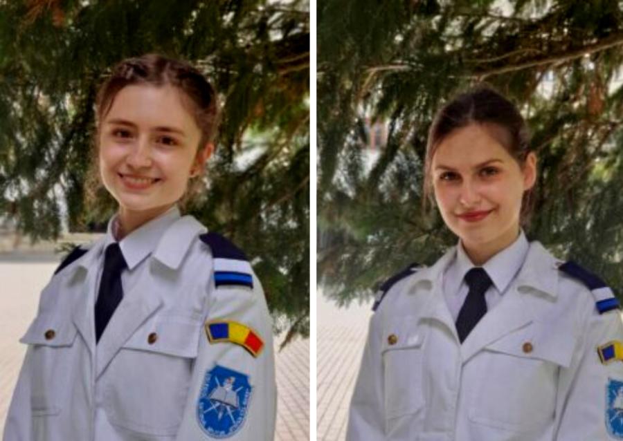 Performanță de excepție pentru două eleve românce, la Olimpiada Forumului Școlilor Militare Secundare din Europa
