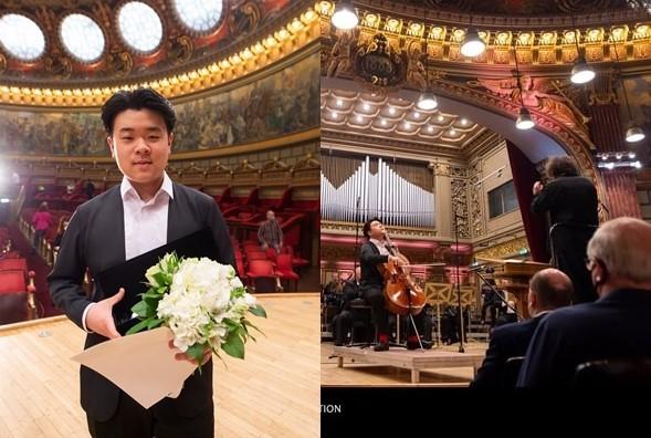 Jaemin Han din Coreea de Sud este cel mai tânăr câștigător în istoria Concursului  George Enescu
