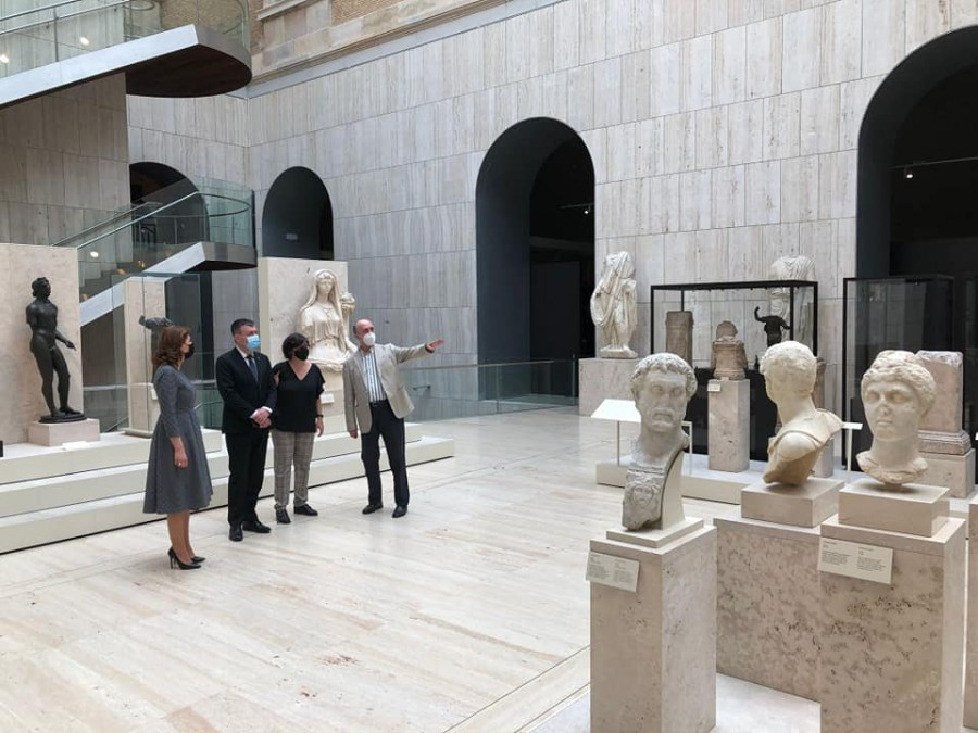 Cea mai mare expoziţie organizată vreodată peste hotare va fi inaugurată în septembrie, la Madrid