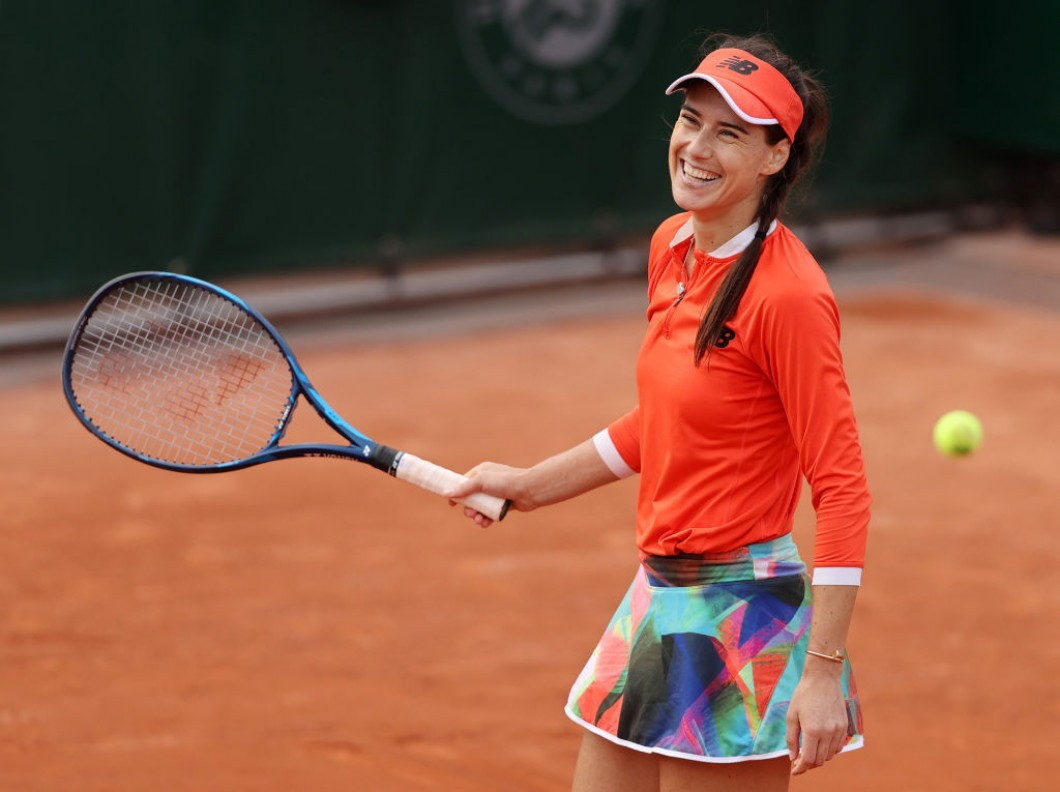 Sorana Cîrstea s-a calificat categoric în optimi la Roland Garros, pentru prima dată din 2009