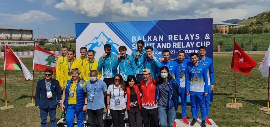 România, pe locul II la Campionatele Balcanice de Atletism U20: 6 medalii de aur, 9 de argint şi 5 de bronz