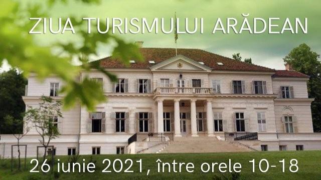 """Reperele turistice, istorice și culturale ale Aradului, prezentate de """"Ziua turismului arădean"""", în 26 iunie"""