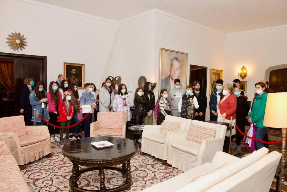 Expoziția Regală de la Palatul Elisabeta, deschisă de Rusalii