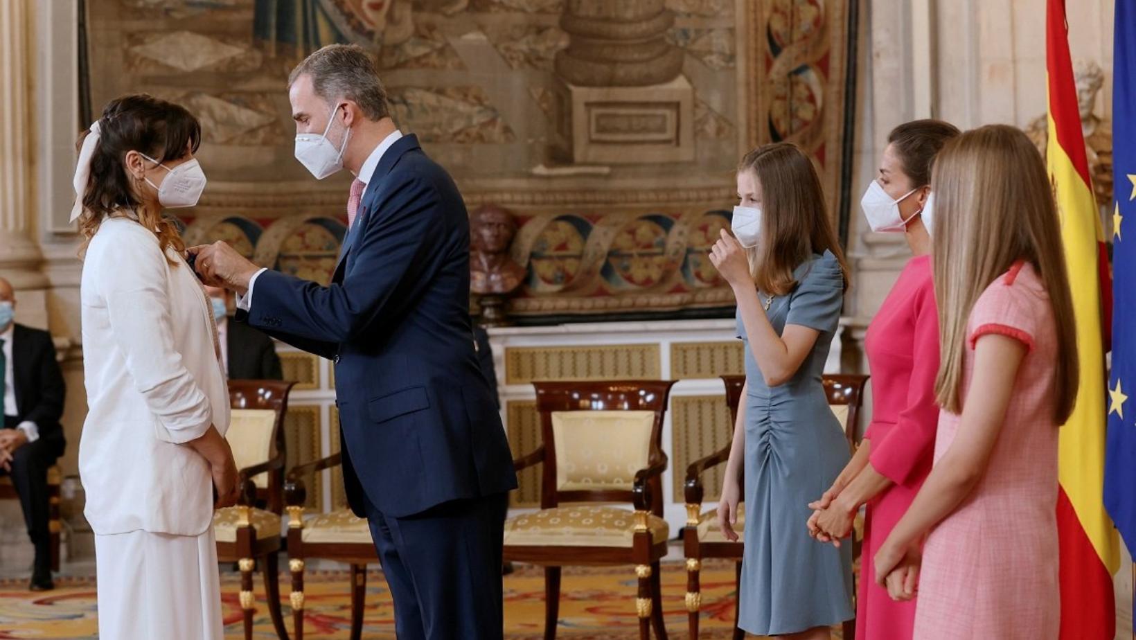 O româncă din Spania, decorată de Regele Felipe al VI-lea cu Ordinul de Merit Civil