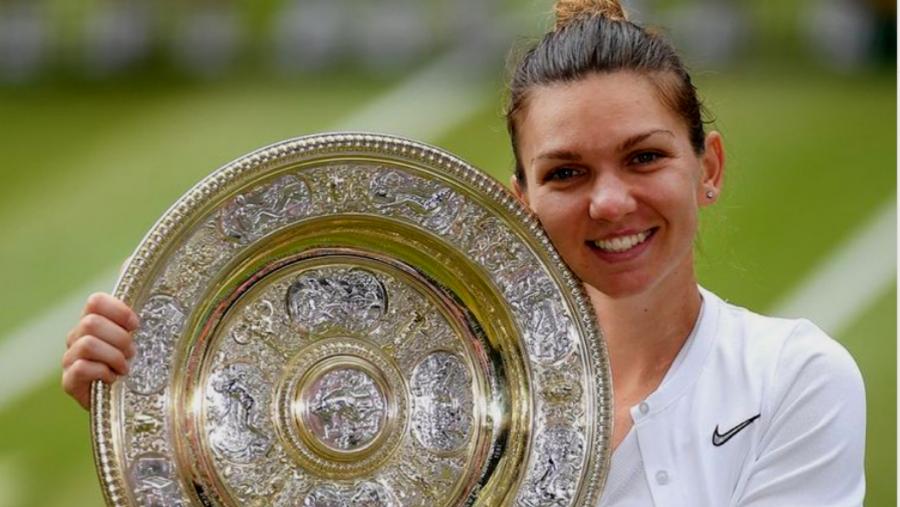 Simona Halep s-a retras de la Wimbledon!