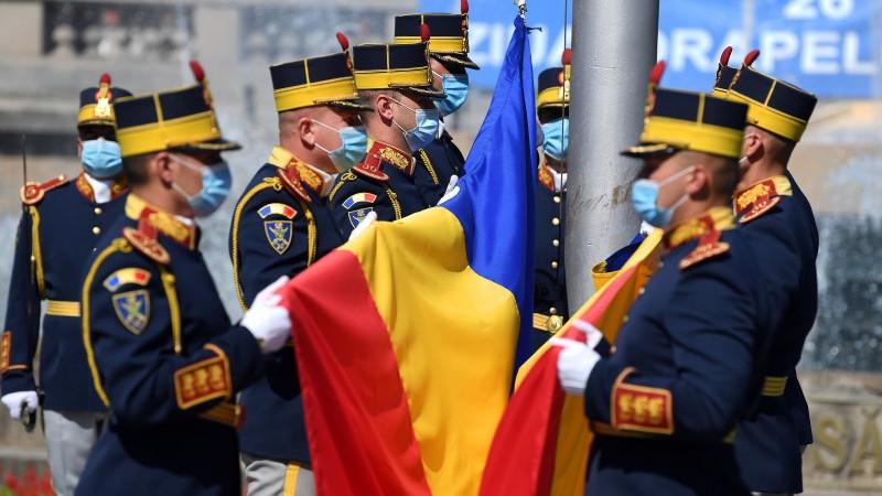 Astăzi, 26 iunie, sărbătorim Ziua Drapelului Național