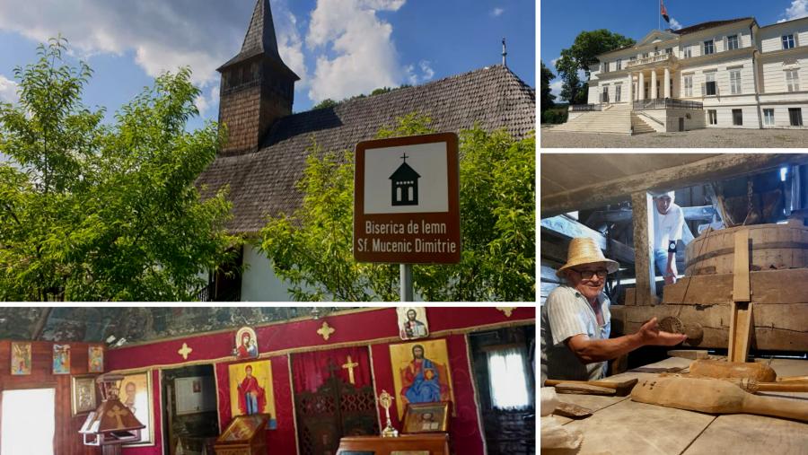 """S-a lansat proiectul """"Turism de o zi"""" în județul Arad. Ce trasee sunt incluse"""
