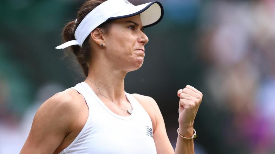 Sorana Cîrstea s-a calificat în turul al treilea de la Wimbledon