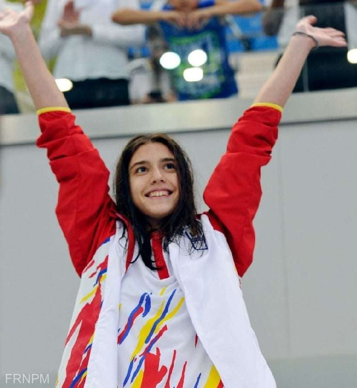 Înotătoarea Bianca Costea va evolua la Jocurile Olimpice de la Tokyo