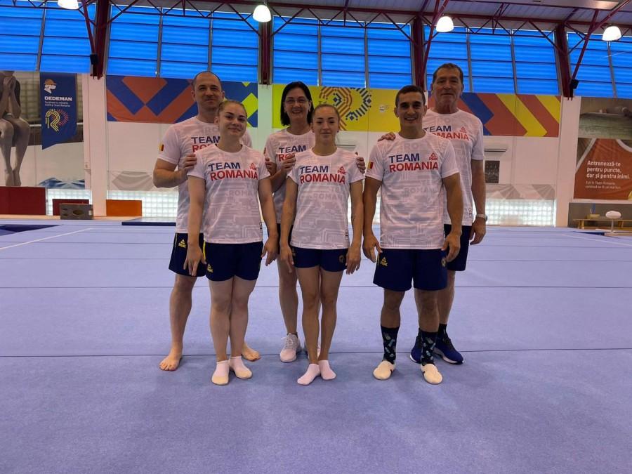 Marian Drăgulescu, Larisa Iordache și Maria Holbură, în linie dreaptă spre Jocurile Olimpice