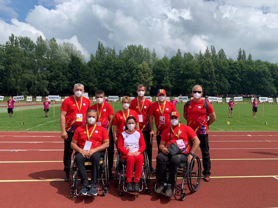 Go Invictus! Ionuț Butoi, Eugen Pătru și Marcel Neagu vor reprezenta România la Para-Archery Qualification World Ranking Event 2021 Novo Mesto