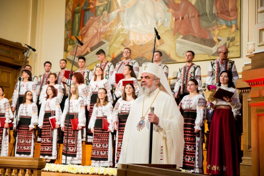 """Patriarhia Română a lansat Festivalul-Concurs Naţional de Muzică Bisericească """"Lăudaţi pe Domnul"""""""