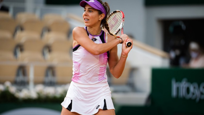 Mihaela Buzărnescu a câștigat turneul de la Budapesta la proba de dublu