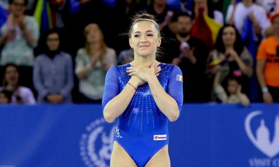 Larisa Iordache s-a calificat în finala la bârnă de la Tokyo!