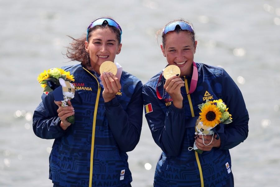 România a cucerit prima medalie de aur la Jocurile Olimpice de la Tokyo! Simona Radiș și Ancuța Bodnar sunt campioane olimpice